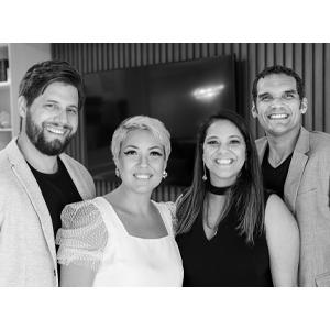 Maria Clara Paixão, Artur Matos, Lorena Silvany, Marcelo Paixão