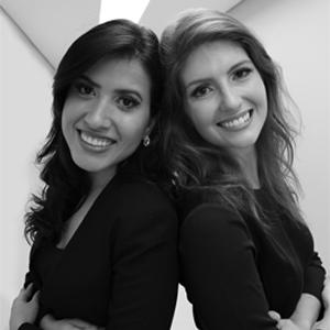 Giulia Piazza e Michelle Vilaça