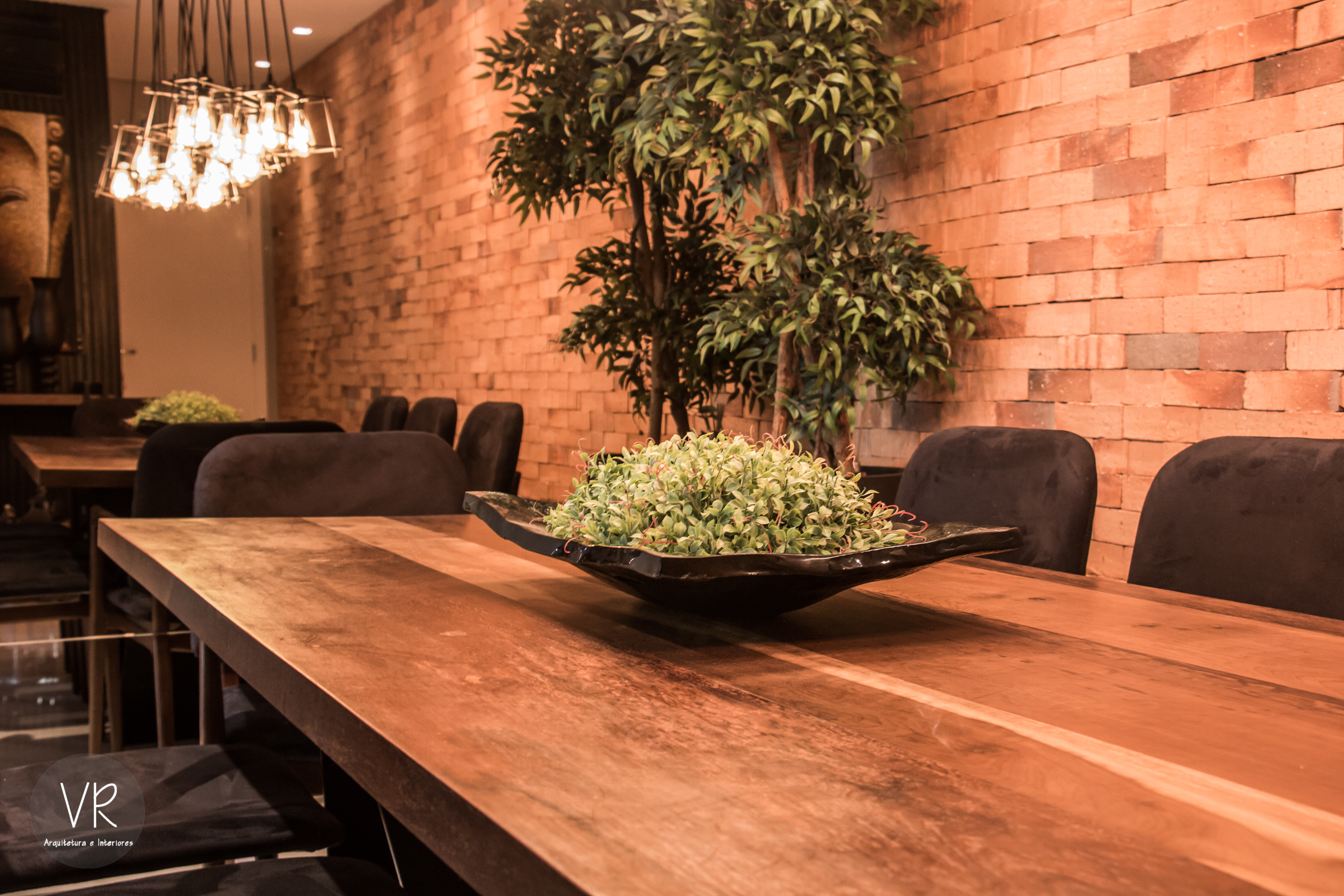 Boas energias e decoração oriental em apartamento de 110 m²