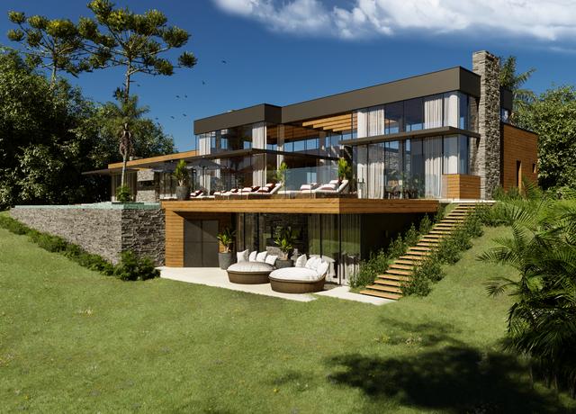 Casa do Lago - Anuario HAUS 2021
