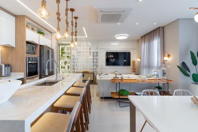 Apartamento Litorâneo - Anuario HAUS 2021 - Laryssa Rocha